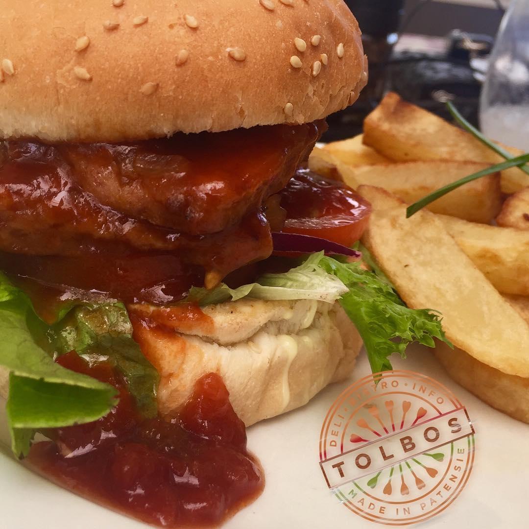 Tolbos Rib Burger