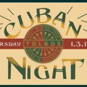 Tolbos Cuban Night