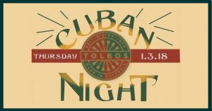 Tolbos Cuban Night