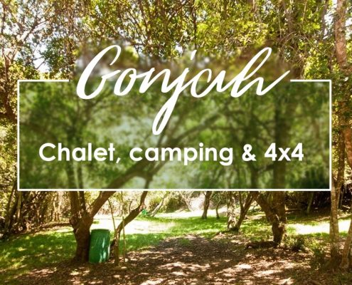 Gonjah Chalet, 4 x 4 & Camping