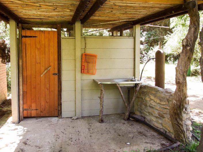 Gonjah Chalet, 4x4 & Campsite