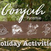 Gonjah Holiday Activities 2019